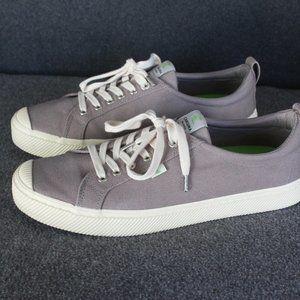 Cariuma OCA Low Grey Canvas, Sneakers